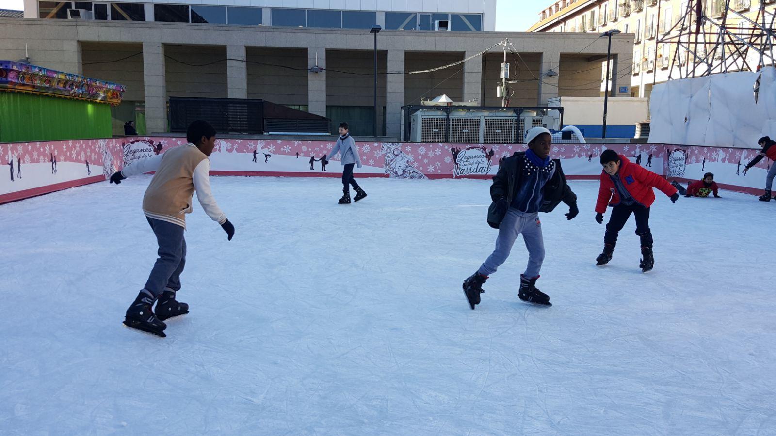 Patinaje sobre hielo 8