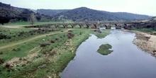 Puente sobre el río Almonte - Jaraicejo, Cáceres