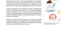 2018_02_15_Proyecto Caminos Escolares_Nota de Prensa 1_CEIP FDLR_Las Rozas