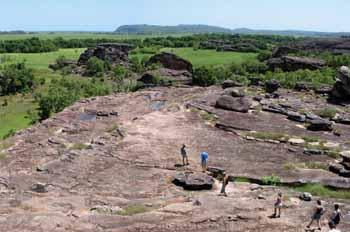 Paraje de Arnhem Land, Kakadu, Australia