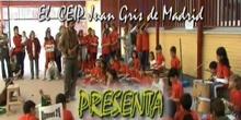 """""""LOS CONCIERTOS DEL PATIO CHICO"""" 3º Y 4º EP - CEIP Juan Gris- Dirección Hugo Muñoz"""