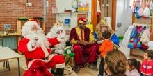 Los RRMM y Papá Noel en INF 3C 7
