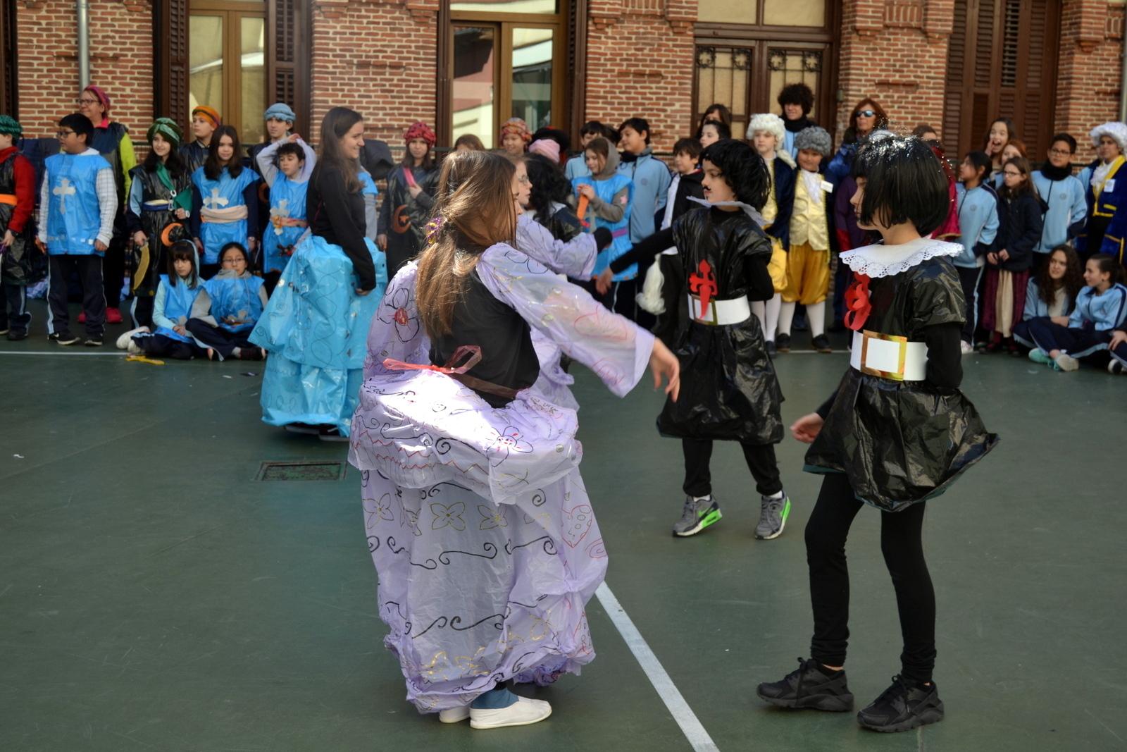 Jornadas Culturales y Depoortivas 2018 Bailes 2 45