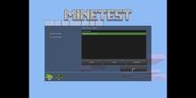 MINETEST: uso del teclado