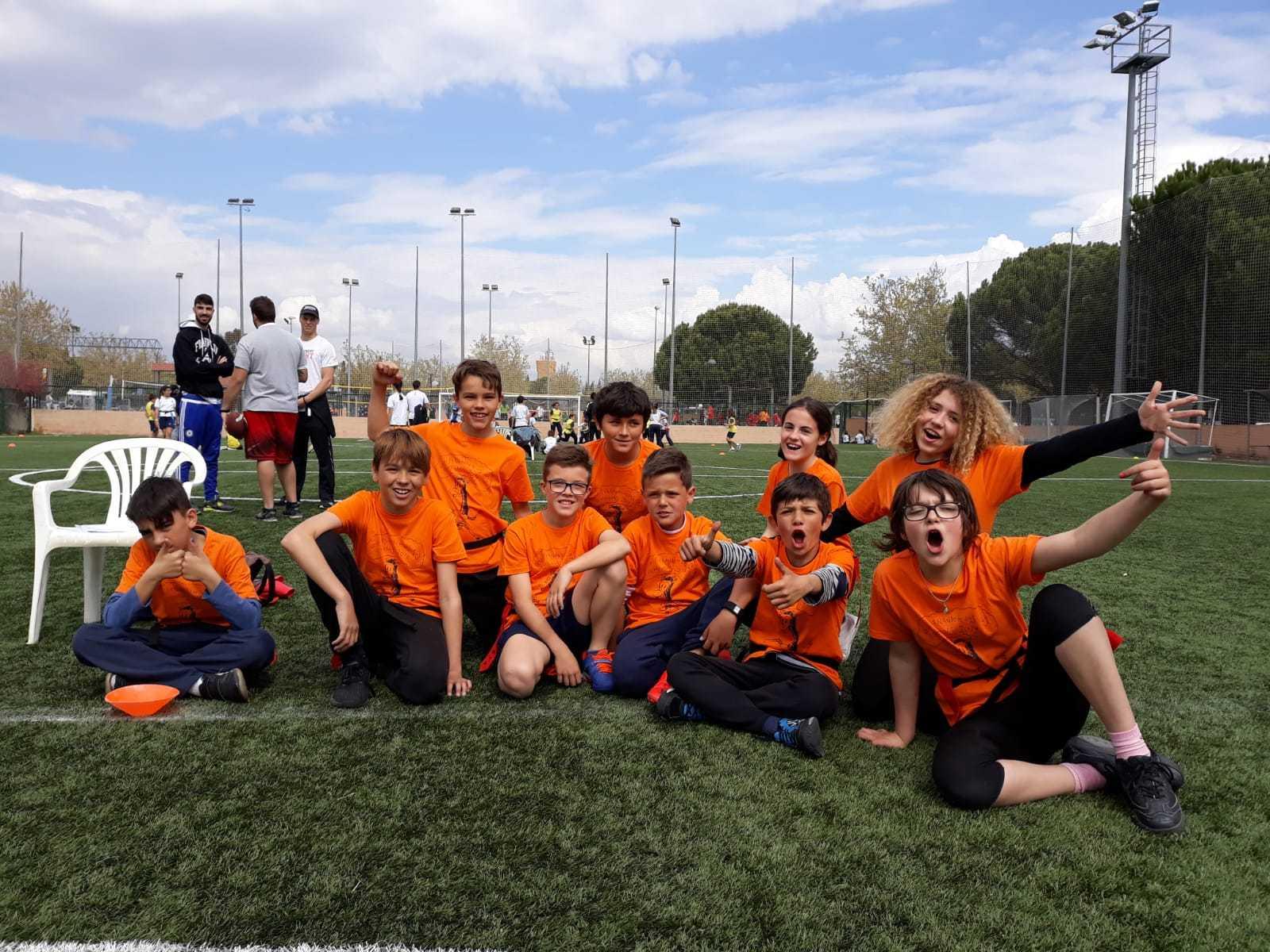 2019_04_02_Olimpiadas Escolares_fotos de 5º y 6º_CEIP FDLR_Las Rozas 25