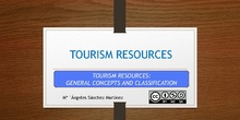 project course in 45 PBL TOURISM RESOURCES