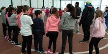 Multideporte en la ciudad deportiva Puerta de Hierro 8