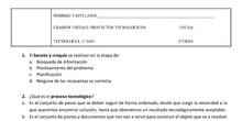 Actividad repaso UNIDAD: PROYECTOS TECNOLÓGICOS_1_ESO