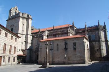 Basílica de Santa María, Pontevedra, Galicia