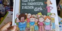 El cuento de la semana: Todo lo que una maestra nunca dirá