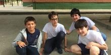 2017_04_21_JORNADAS EN TORNO AL LIBRO_TALLER PAPEL RECICLADO_5º Y 6º 4