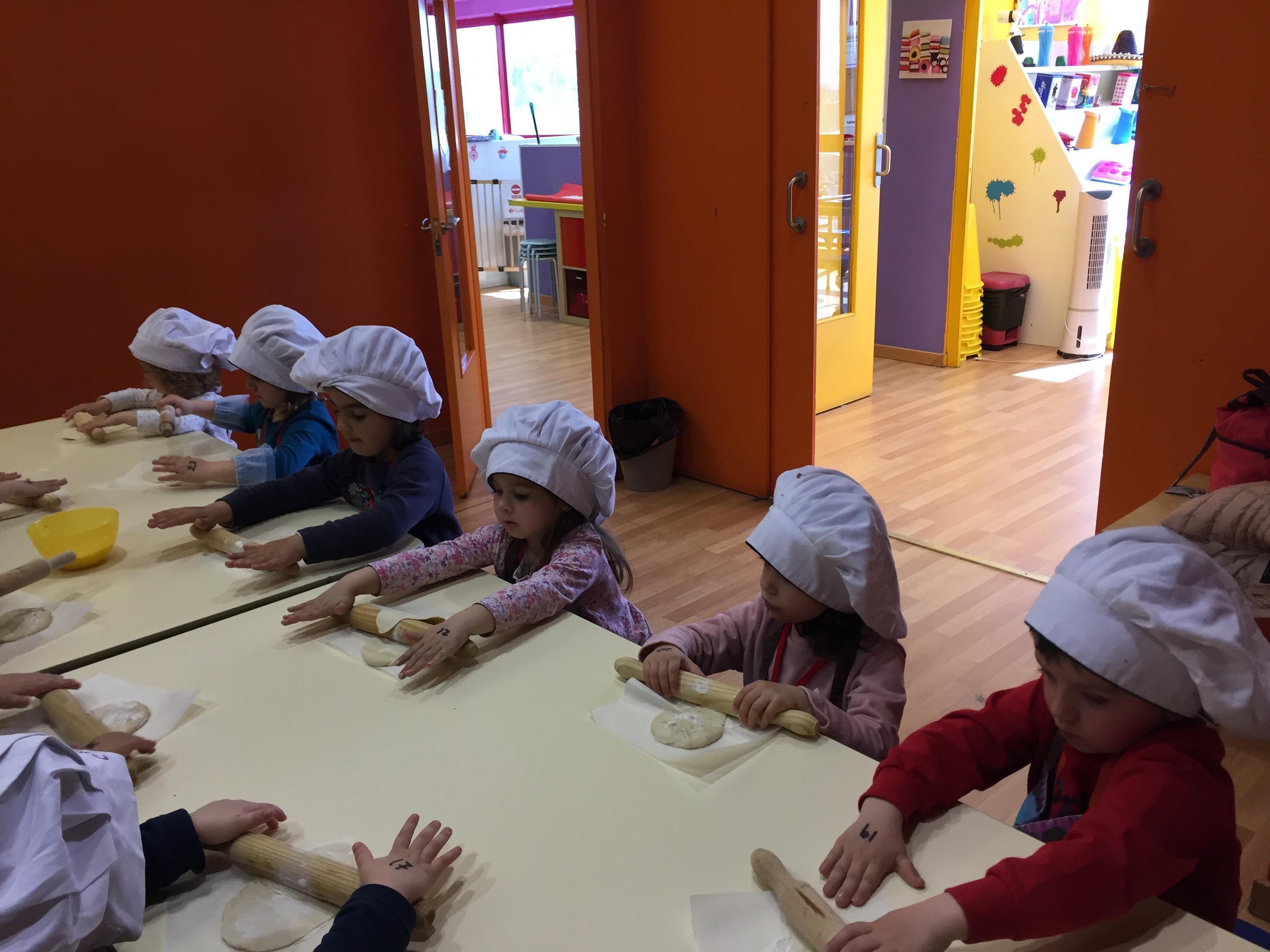 Excursión Escuela de cocina 2