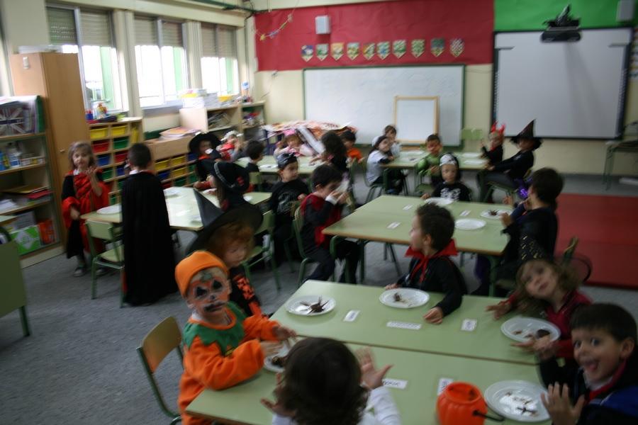 2016_10_Infantil, Primero y Segundo de Primaria_Celebrando Halloween 5