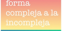 PRIMARIA 6ºA - MATEMÁTICAS - PASAR DE LA EXPRESIÓN COMPLEJA A LA INCOMPLEJA