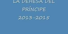 video resumen alumnos Dehesa curso 2013-2015