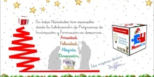 Feliz Navidad SGPIyF 20/21