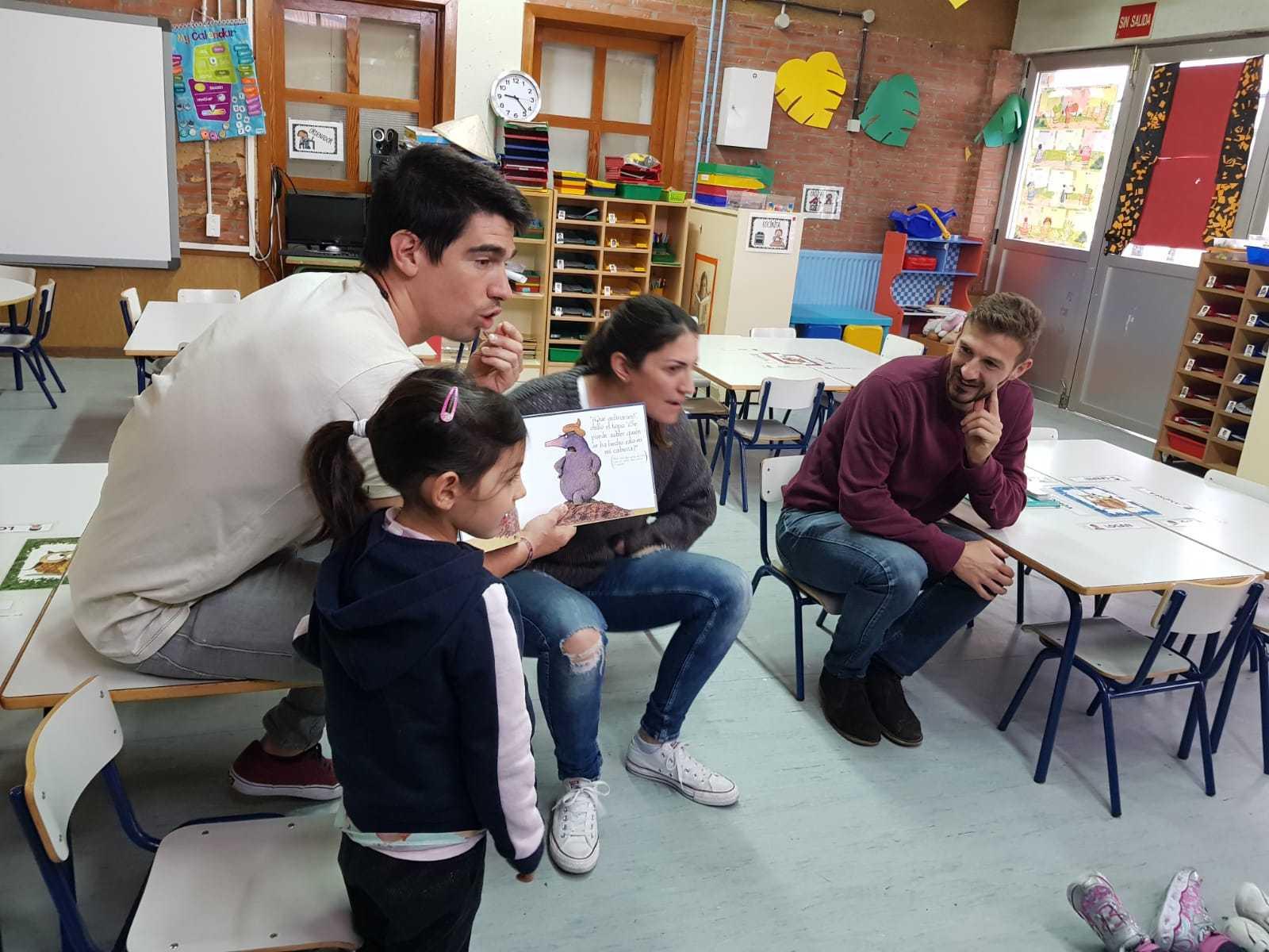 """Los """"papabuhos cuentacuentos"""" de Infantil_CEIP FDLR_Las Rozas   15"""