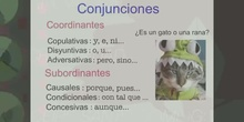 2º ESO- palabras invariables