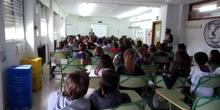 2019_04_05_Quinto A en la miniferia del libro_CEIP FDLR_Las Rozas  8