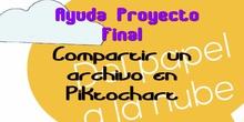 Hacer pública una infografía en Piktochart