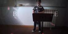 Audición de clarinete marzo 2021
