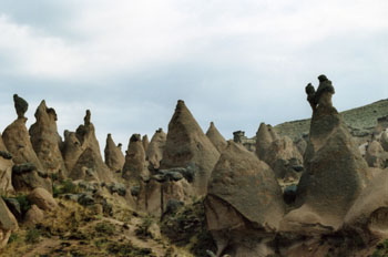 Urgup, Capadocia, Turquía