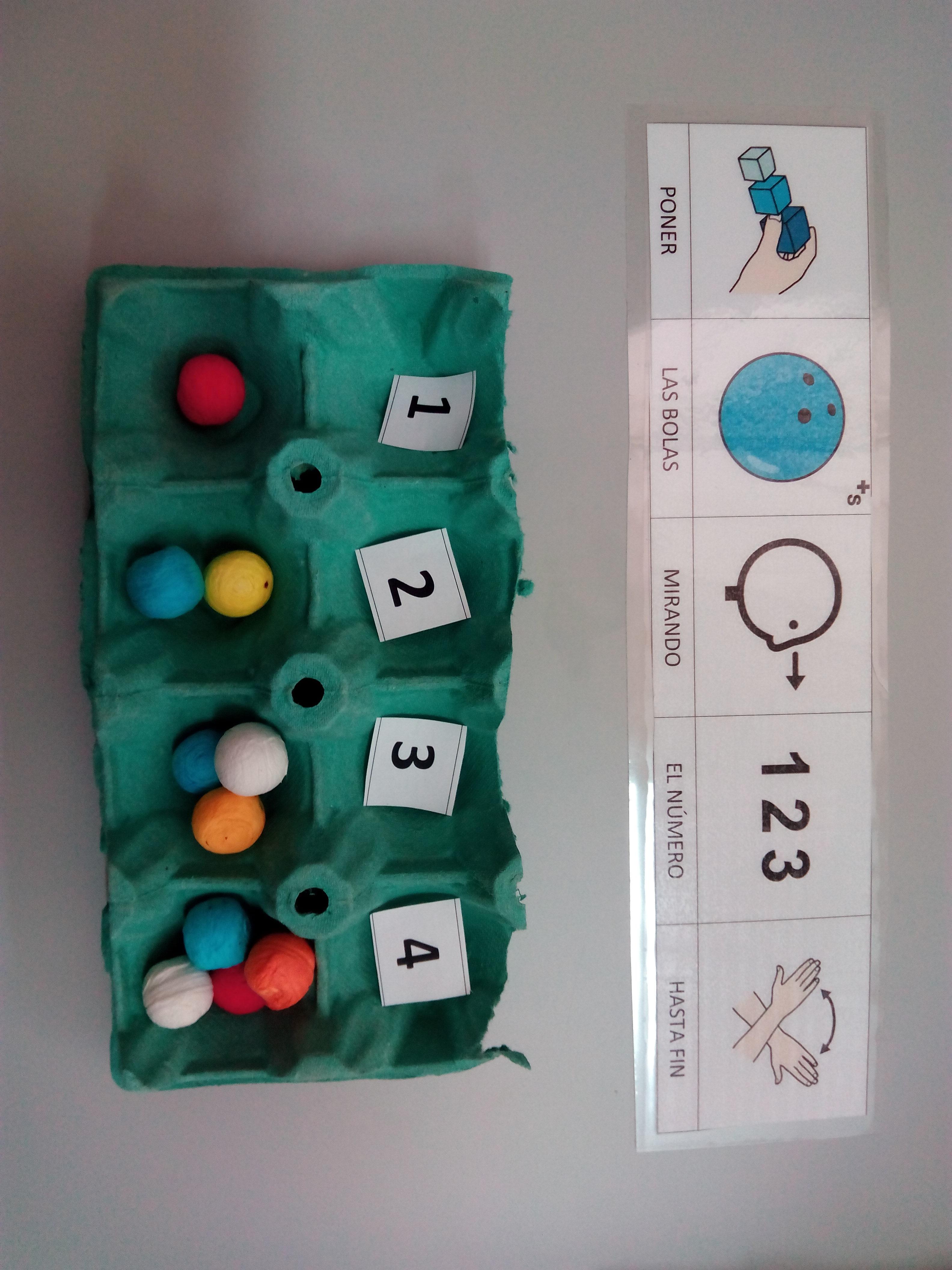 Seminario:material manipulativo para infantil y primaria adaptado a alumnos con T.E.A. 39