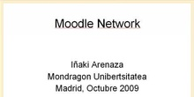 Taller: Moodle Network