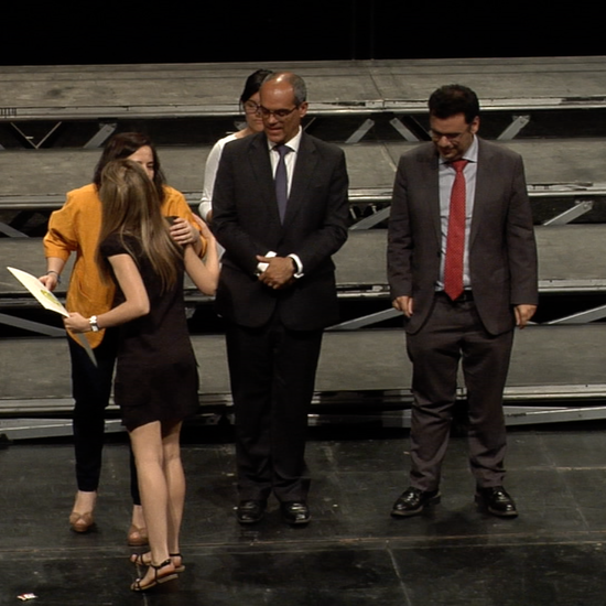 Acto de clausura del XIV Concurso de Coros Escolares de la Comunidad de Madrid (sesión de coros de excelencia) 13