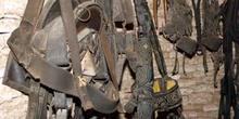 Colleras, y otros utensilios para las caballerías