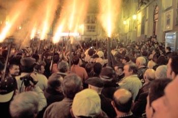 Salvas de bienvenida - Torrejoncillo, Cáceres