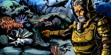 Veinte mil leguas de viaje submarino: El Capitán Nemo muestra la