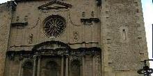 Iglesia de Sant Esteve, Olot, Garrotxa, Gerona