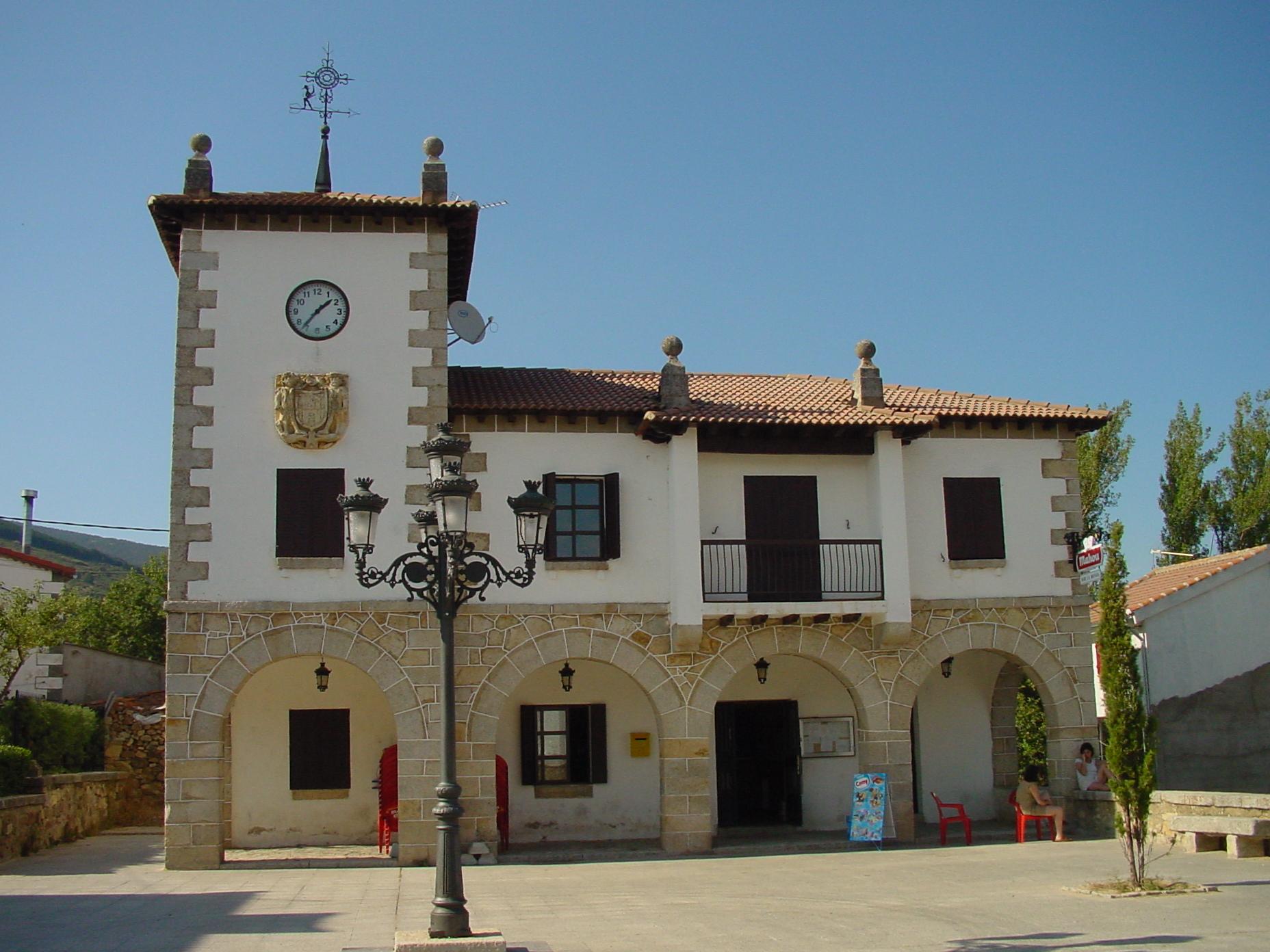 Ayuntamiento de Navarredonda
