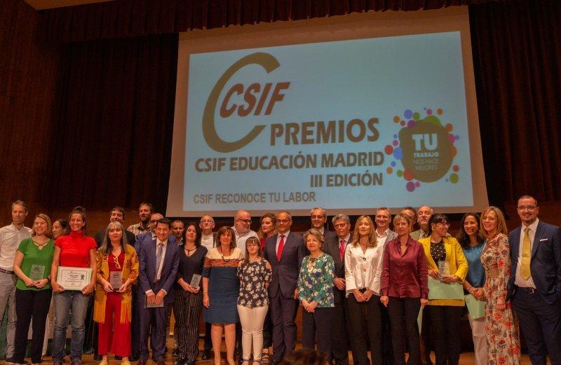 Premios CSIF 2019 5