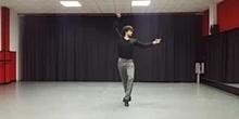 Adagio (braceo) de Danza Española Estilizada