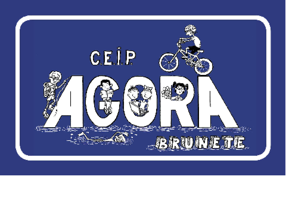 Presentación ceip Ágora de Brunete