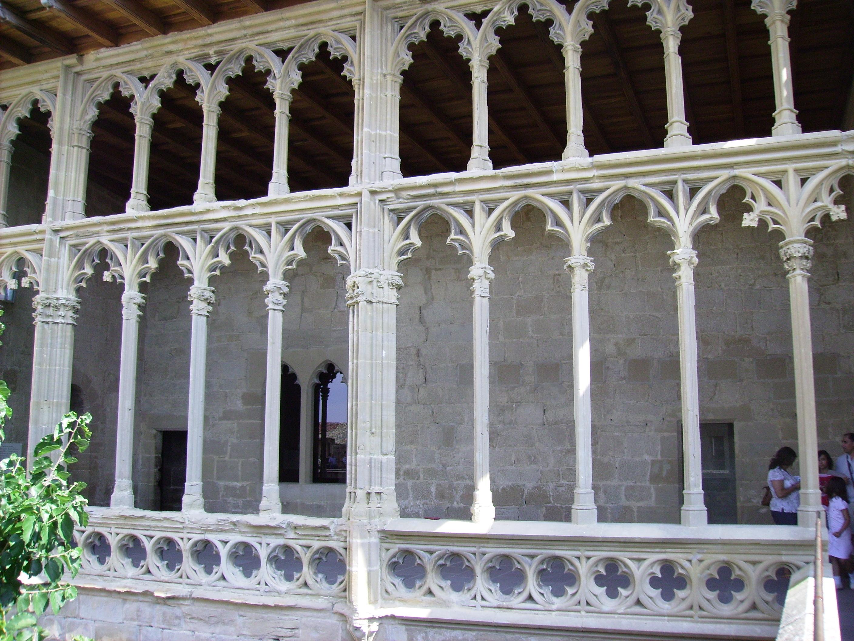 Palacio de Olite 1