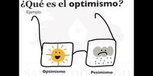 EMOCIONES - OPTIMISMO