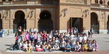 Salida 2º y 3º de Primaria a la exhibición Policía en las Ventas.Oct.19 18