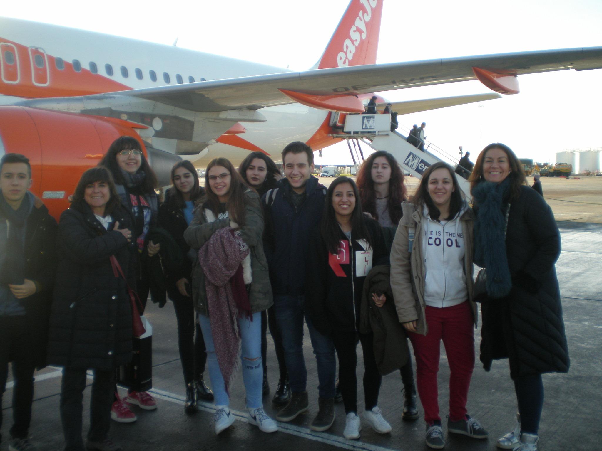 Viaje a Edimburgo 1