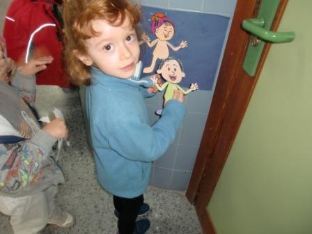 2017_01_infantil 4 años celebra la Paz 9
