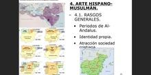 4. Arte Hispano-Musulmán