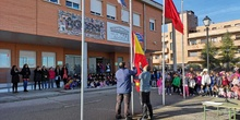 Dia de la Constitución ceip Ágora de Brunete