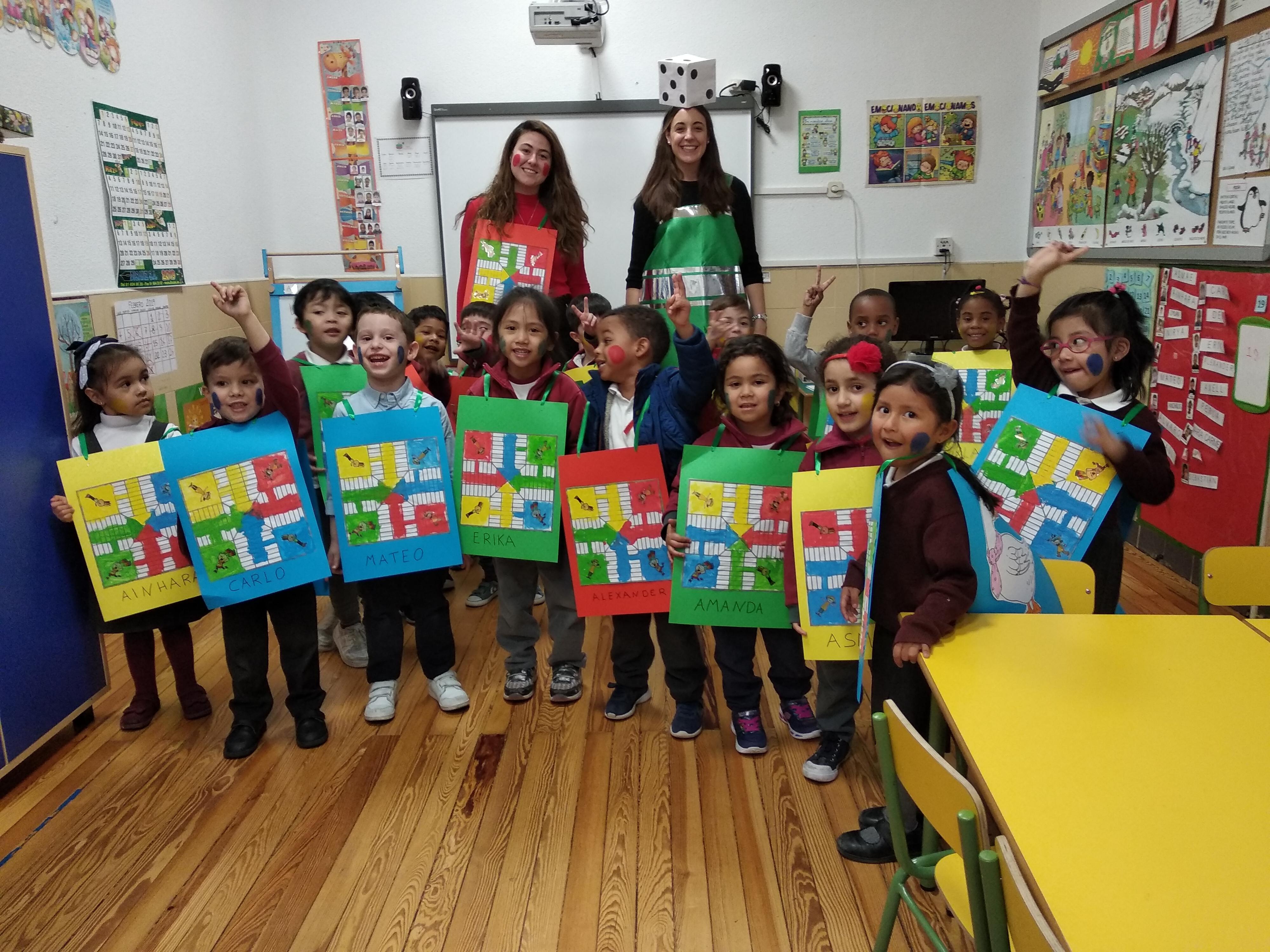 Carnaval Educación Infantil 2019 4