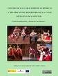 Estudio de las características rítmicas y melódicas del repertorio de la clase de danzas de carácter. Contextualización y forma de las danzas.