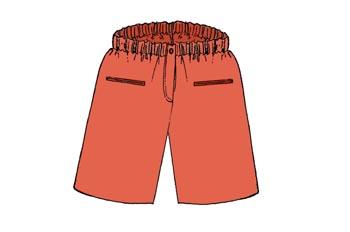 Pantalón bermudas