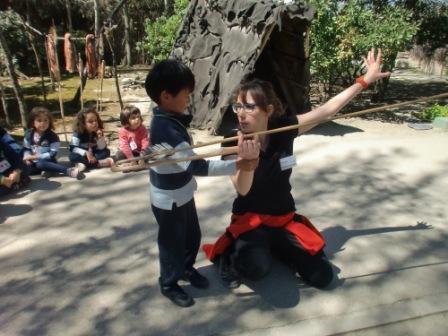 Infantil 4 años en Arqueopinto 2ª parte 11