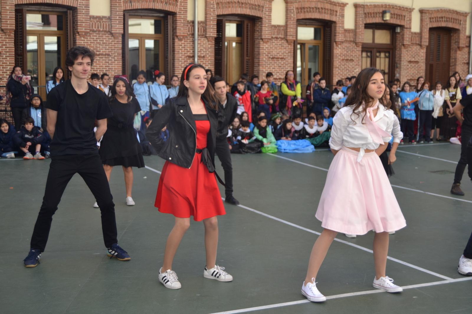 Jornadas Culturales y Depoortivas 2018 Bailes 1 26