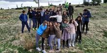 Plantación en el parque forestal de Valdebebas 2019 3